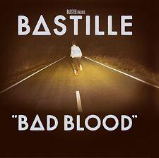 BASTILLE - BAD BLOOD: CD ALBUM (MARCH 4th 2013)