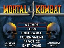 Mortal Kombat 4 para Windows XP, Vista, 7, 8, 8.1 y 10 descarga digital