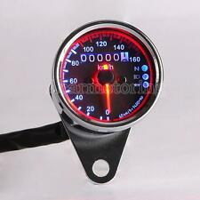 Motorcycle LED Dual Speedmeter Fit  Yamaha SMAX TMAX Majesty Zuma Vino Classic