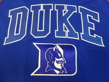 Duke Univeresity Majestic Basketball Jersey Blue Devils XL