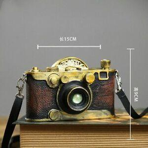 Retro Camera Model Shopwindow Mould Decor Ancient Crafts Photography Showcase