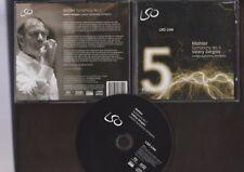 LSO Live, Valery Gergiev - Mahler Symphony No 5 - 2011 CD