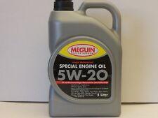 4,74€/l Meguin Megol Special Engine Oil SAE 5W-20 5 L Chrysler MS-6395 ILSAC
