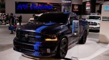 Dodge Ram Truck Mopar 11 Blue Vinyl Racing Stripes Sticker Graphic Decal NEW