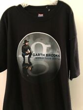 Garth Brooks: Gira Mundial 2014-15 Camiseta Talla: 2XL