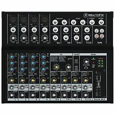 Mackie Mix12fx Compact Mixer With Effects - Postage