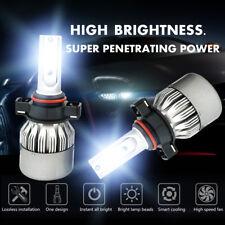 5202 6000K LED Fog Light 210000LM Kit Chevrolet Silverado 1500 2500 HD 2007-2015