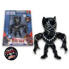 Captain America Civil War Black Panther Sammlelfigur DIE-CAST METAL