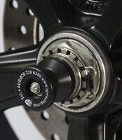 R&G Spindle Sliders Ducati Hypermotard 1100 SS0006BK Black