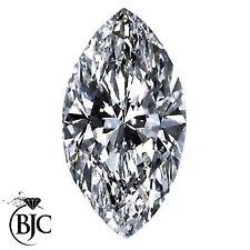 Loose Natural Mined Marquise Excellent Brilliant Cut White Diamond Diamonds