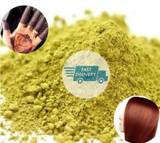 PREMIUM Dark Stain Organic Rajistani Sojat Henna Powder Sifted 5x Body and Hair