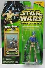 Star Wars Power of the Jedi Battle Droid Boomer Damage Hasbro Action Figure NIP