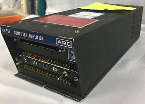 ARC CA-550A/FD, fresh yellow tag, free shipping