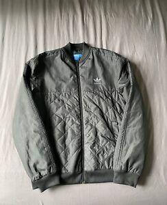 adidas bomber jacket medium