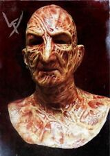 VS. Freddy Krueger Silicone Mask by WFX With Detailed Premium Airbrushing