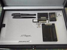 coffret 7 pièces  ST.DUPONT James Bond série limitée 2004 neuf NOS