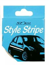 PinStripe 3mm from halfords Tape Styling Cars- silver 3mmx9m