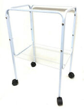"""Rolling Stand With Storage Shelf For 18""""x14"""" or 18""""x18"""" Bird Cage (Stand Only)"""