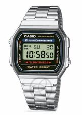 Reloj Casio digital A168wa-1yes