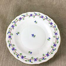Herend Blue Garland 1515 pane & burro piatto porcellana dipinti a mano cinese PBG