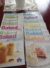 baked and delicious magazines