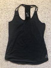 Reebox Women's black training top singlet size XS