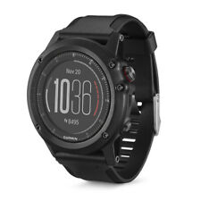 fenix 3 HR Titanium and Sapphire Lens Fitness GPS with Black Band 010-01338-4C