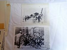 Ww2 Wire Photos France 8-18-44-9-6-44