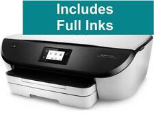 HP ENVY 5541 / 5546 All-in-One Wireless Inkjet Printer Wi-Fi + Full Inks