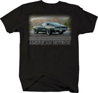 Ford Mustang Ford Hotrod Mach Racing Muscle T Shirt