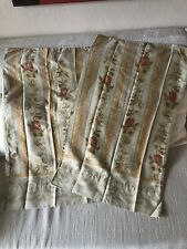Pair RALPH LAUREN Aubusson Fresnel Standard Pillow Cases NWOT