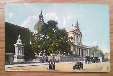 POSTCARD: LONDON, BROMPTON ORATORY: 1911