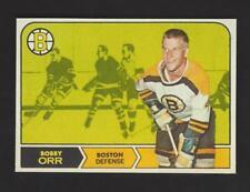 Bobby Orr - 1968/69 Card Design Fridge Magnet - Bruins