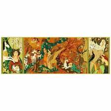 Djeco Puzzle Gallery 500pc Unicorn Garden