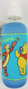 The First Years Disney Winnie the Pooh Sport Bottle with insulated sleeve 12 oz.