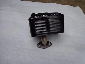 Honda genuine muffler / exhaust 18310-Z4M-010 GX120 engine