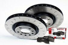 Mitsubishi Evo Brake Discs Pads Front Rear C Hook Discs Ferodo Pads 5 6 7 8 9