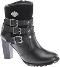 Harley-Davidson Women's Abbey 5.5-Inch Fashion Hi-Heel Boots D83865