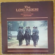 RY COODER The Long Riders 1980 UK vinyl LP EXCELLENT CONDITION SOUNDTRACK OST