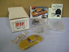 NEW, UNBUILT, PIT Porsche 911 Gr. 4, Valli 1973 , 1/43 Resin Model Kit