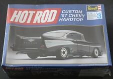 ~ Rare ~ Revell 1/25 Custom '57 CHEVY Hardtop * detailed engine, interior #7123
