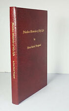 Priceless Memories of My Life c1982 Thurgood Family History Mormon LDS Genealogy