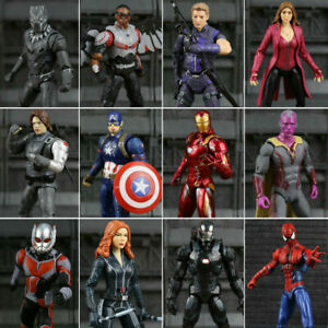 Captain America Civil War Marvel Legends SuperHero Action Figure Toy Collection
