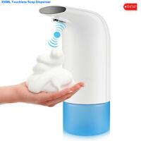Automatico Dispenser di Sapone con Sensore a infrarossi Erogatore di Sapon 350ML