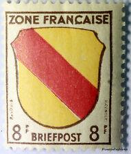 BLAZON ZONE FRANCAISE D'OCCUPATION EN ALLEMAGNE NEUF 426A34