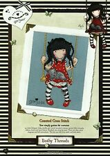 BOTHY THREADS SANTORO GORJUSS RUBY COUNTED CROSS STITCH KIT - NEW XG7