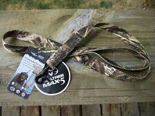"Avery Sporting Dog MAX 5 Camo 44"" Standard Leash Realtree Greenhead Gear collar"