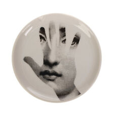 FORNASETTI Small Plate SPECIAL EDITION Tema E Variazioni No. 15 Made in Italy