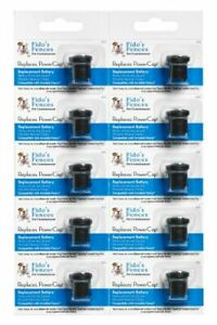 Fido's Invisible Fence Compatible Batteries 10 Pack
