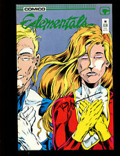 ELEMENTALS 14(9.2)(NM-)AUTO/ BILL WILLINGHAM W/COA-COMICO